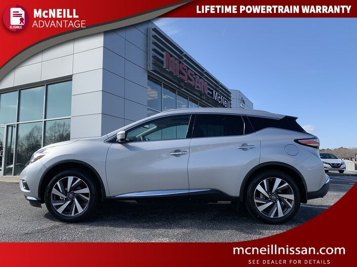 2018 Nissan Murano Platinum High Point NC