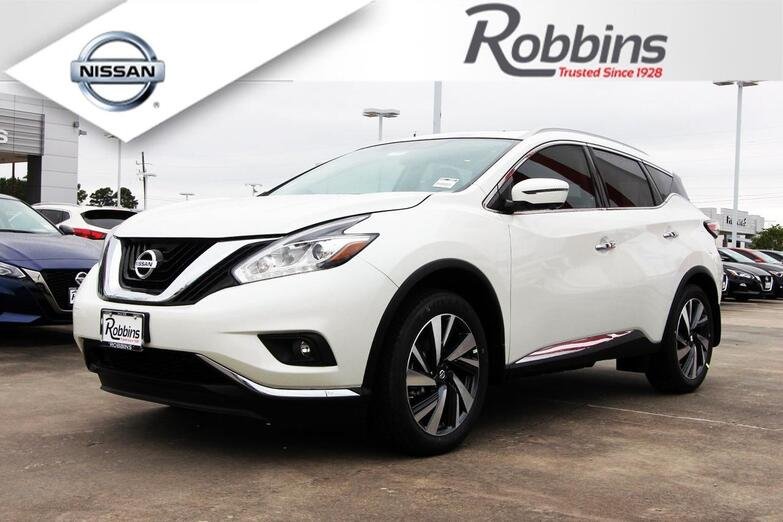 2018 Nissan Murano Platinum Houston TX