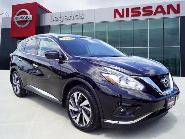 2018 Nissan Murano Platinum Kansas City KS