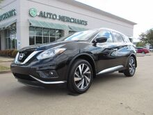 2018_Nissan_Murano_Platinum, MSRP $43,790*** Panoramic Roof, Navigation System, Remote Engine Start, Leather Interior_ Plano TX