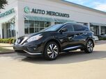 2018 Nissan Murano Platinum, PANORAMIC, NAVIGATION, HEATED AND COOLED SEATS, POWER LIFTGATE, BOSE SOUND SYSTEM
