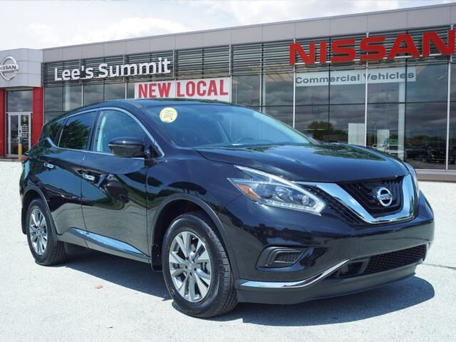 2018 Nissan Murano S CERTIFIED Lee's Summit MO