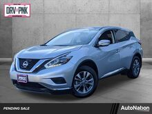 2018_Nissan_Murano_S_ Houston TX