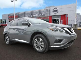 2018_Nissan_Murano_S_ Knoxville TN