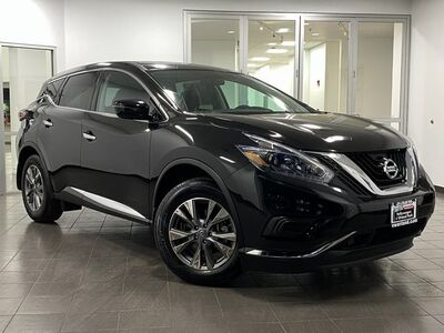 2018_Nissan_Murano_S_ Orland Park IL