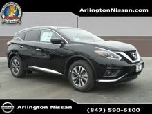 2018_Nissan_Murano_SL_ Arlington Heights IL