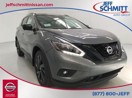2018_Nissan_Murano_SL_ Beavercreek OH