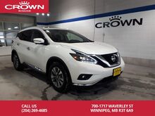 2018_Nissan_Murano_SL **Certified Pre Owned/ No Accidents**_ Winnipeg MB