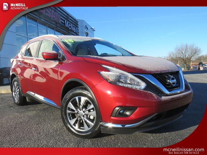 2018 Nissan Murano SL High Point NC