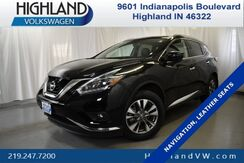 2018_Nissan_Murano_SL_ Highland IN