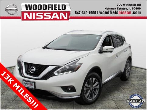 2018_Nissan_Murano_SL_ Hoffman Estates IL