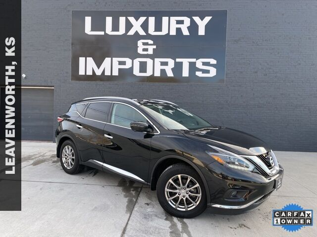 2018 Nissan Murano SL Leavenworth KS