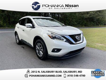 2018_Nissan_Murano_SL Nissan Certified Pre-Owned_ Salisbury MD