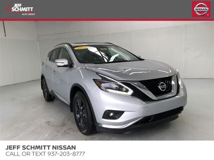 2018_Nissan_Murano_SV_ Beavercreek OH