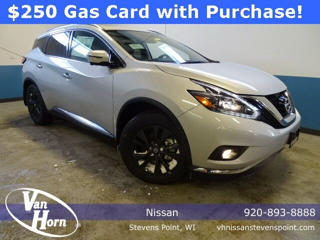 2018 Nissan Murano SV Plymouth WI