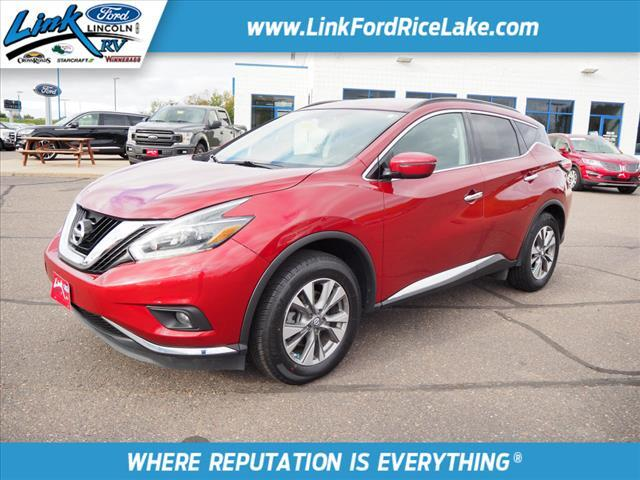 2018 Nissan Murano SV Rice Lake WI