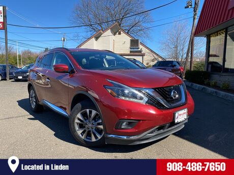 2018 Nissan Murano SV South Amboy NJ