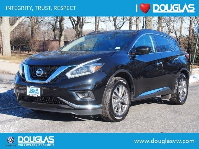 2018 Nissan Murano SV Summit NJ