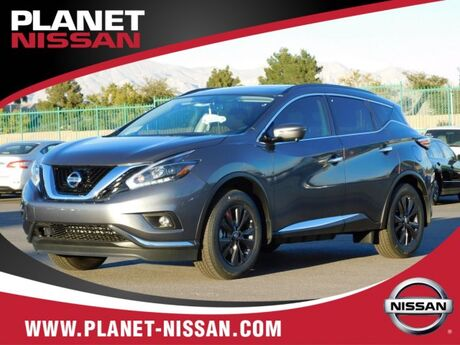 2018 Nissan Murano SV YEAR END SALE Las Vegas NV