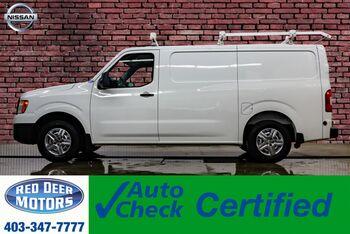 2018_Nissan_NV_1500 S Cargo Van BCam_ Red Deer AB