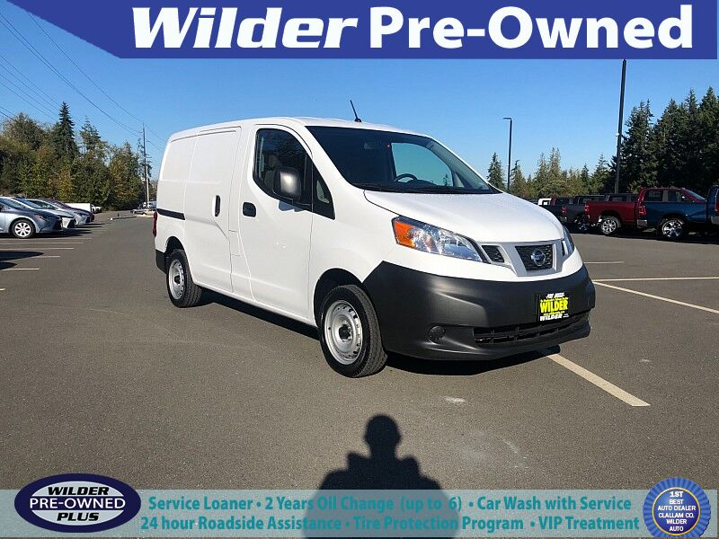 2018 Nissan NV 200 Cargo Van 3d Van S Port Angeles WA