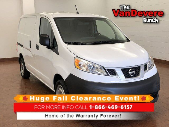 2018 Nissan NV200 Compact Cargo S Akron OH