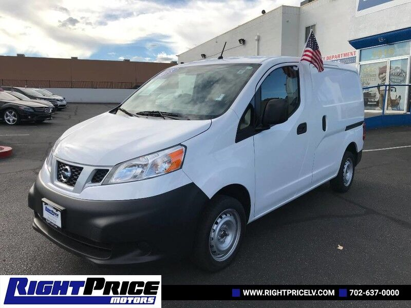 2018 Nissan NV200 Compact Cargo SV