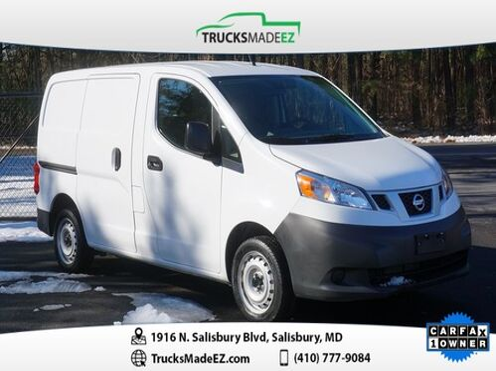 2018_Nissan_NV200_S_ Salisbury MD