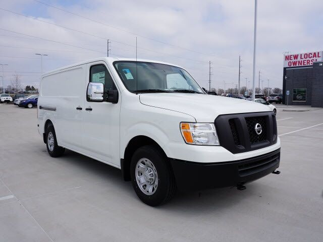 2018 Nissan NV2500 HD SV Kansas City MO