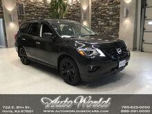 2018_Nissan_PATHFINDER SL AWD__ Hays KS