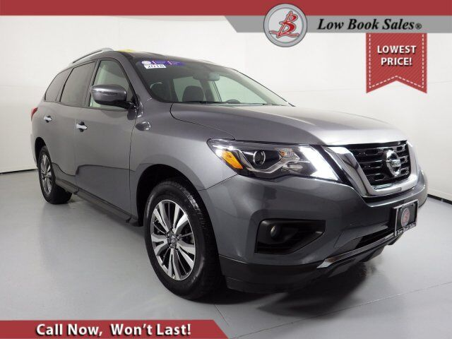 2018 Nissan PATHFINDER SV Salt Lake City UT
