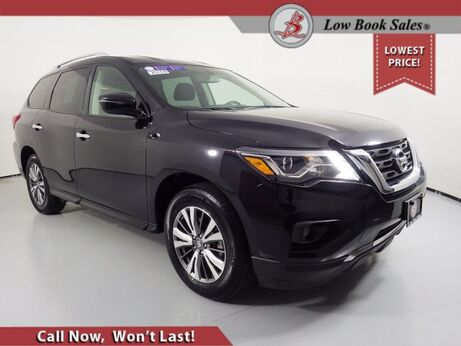 2018_Nissan_PATHFINDER_SV_ Salt Lake City UT