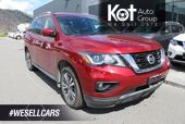2018 Nissan Pathfinder 4x4 SL, 1 Owner, Clean Carfax, Awesome Condition, **Sweet Ride for the Okanagan Valley**