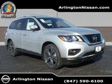 2018_Nissan_Pathfinder_Platinum_ Arlington Heights IL