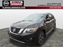 2018_Nissan_Pathfinder_Platinum_ Glendale Heights IL