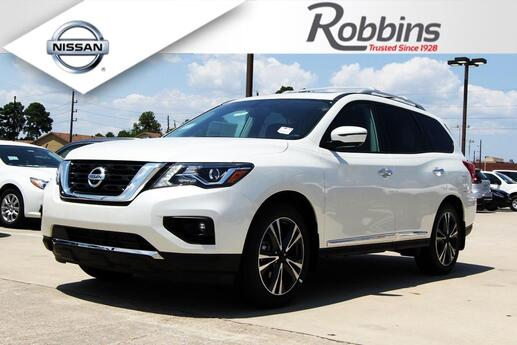 2018 Nissan Pathfinder Platinum Houston TX