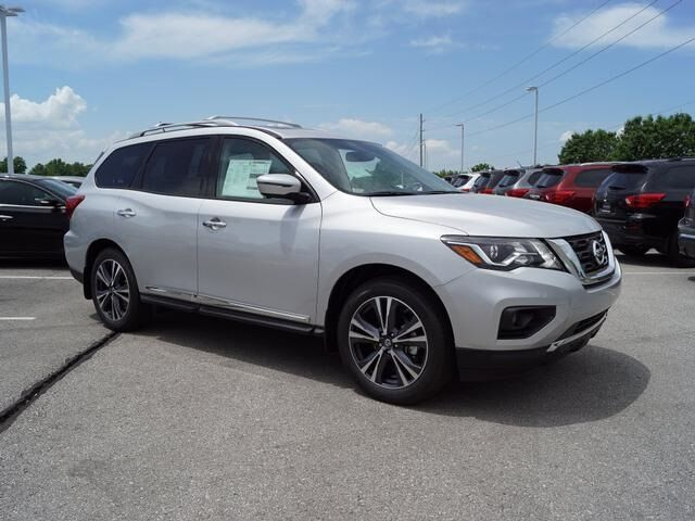 2018 Nissan Pathfinder Platinum Kansas City MO