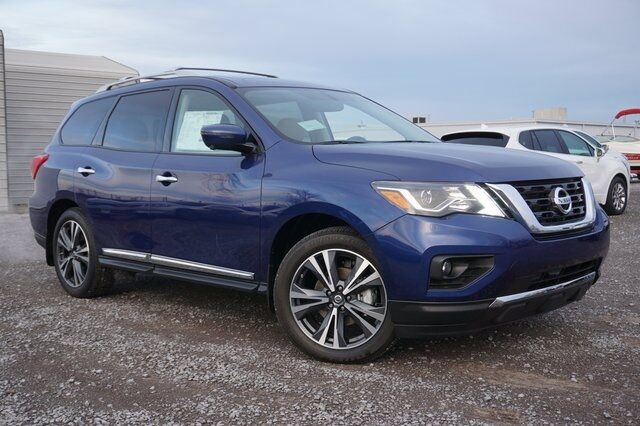 2018 Nissan Pathfinder Platinum Shelbyville TN