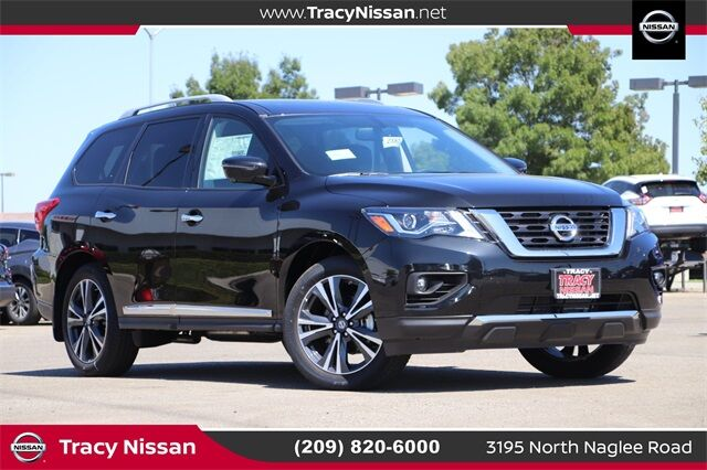 2018 Nissan Pathfinder Platinum Tracy CA