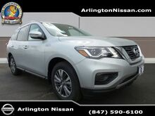 2018_Nissan_Pathfinder_S_ Arlington Heights IL