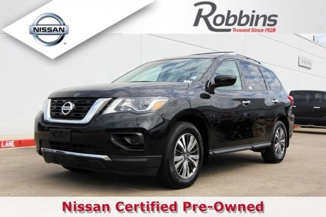 2018 Nissan Pathfinder S Houston TX