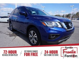 2018_Nissan_Pathfinder_S_ Knoxville TN