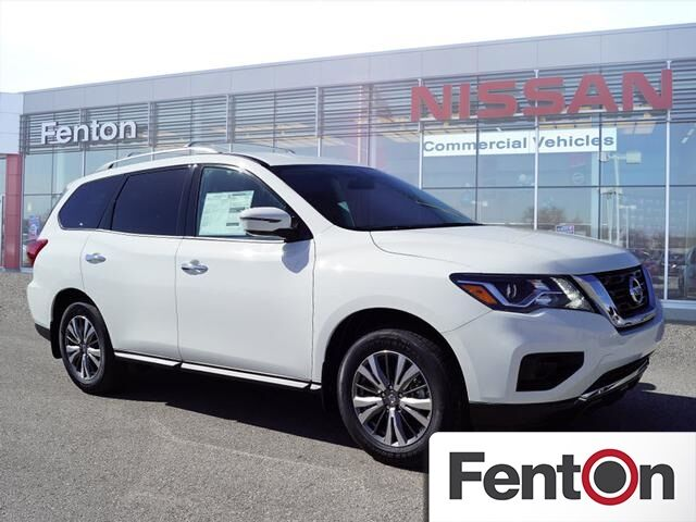 2018 Nissan Pathfinder S Lee's Summit MO