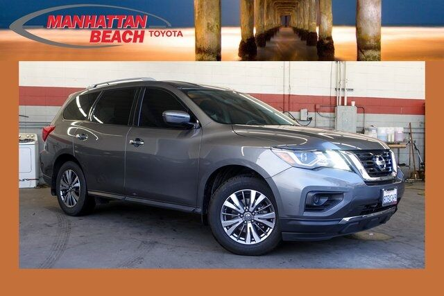 2018 Nissan Pathfinder S Manhattan Beach CA