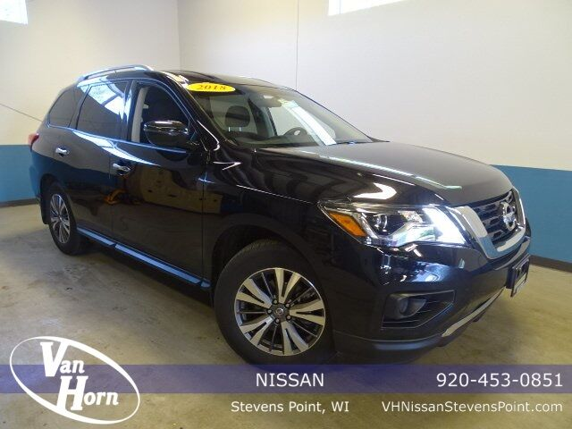 2018 Nissan Pathfinder S Plymouth WI