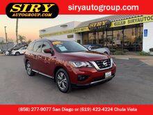 2018_Nissan_Pathfinder_S_ San Diego CA