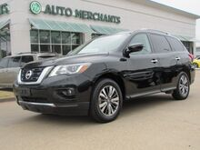 2018_Nissan_Pathfinder_SL 4WD 3rd Row Seat, Navigation System, Adaptive Cruise Control, Back-Up Camera, Blind Spot Monitor,_ Plano TX