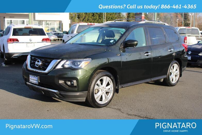 2018 Nissan Pathfinder SL Everett WA