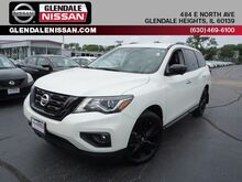 2018_Nissan_Pathfinder_SL_ Glendale Heights IL