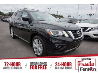 2018_Nissan_Pathfinder_SL_ Knoxville TN